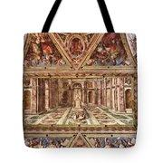 Everlasting Awe Tote Bag