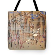 Everwatchful Tote Bag by J R Seymour