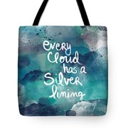 Every Cloud Tote Bag