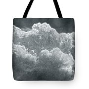 Every Lining Has A Silver Cloud Tote Bag