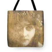 Every Man Will Say That They Love You Tote Bag by Paul Lovering