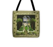 Every Purpose Of The Lord... Tote Bag by Catherine Holman