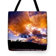 Every Storm Runs Out Of Rain Tote Bag