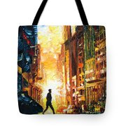 Everybody Knows, Vol. 2 Tote Bag