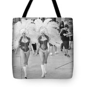 Everyday Showgirls  Tote Bag