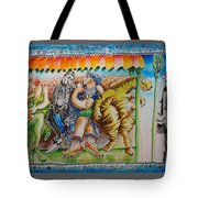 Everyone Is A Star Tote Bag