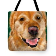 Everyone Loves A Golden  Tote Bag