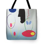 Everyones Talking And No One's Listening Tote Bag
