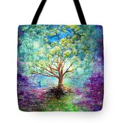 Everything Is An Opportunity To Practice New Beginnings  Tote Bag
