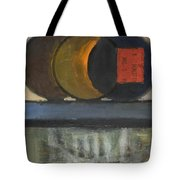 Everything Tries To Be Round Tote Bag