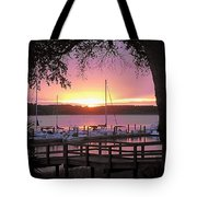 Everything's In Place Tote Bag