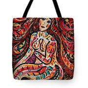 Eve's Dream Tote Bag