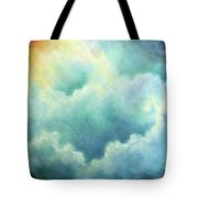 Evidence Of Angels Tote Bag