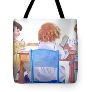 Evie And Friends Tote Bag