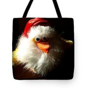 Evil Chicken Tote Bag