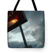 Evil Colonel Tote Bag