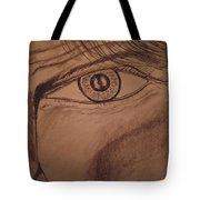 Evil Eye Tote Bag