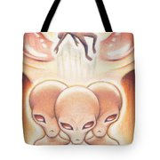 Evil Intentions Tote Bag
