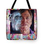 Evolution Of The Self Portrait Tote Bag