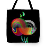 Evolution Revolution Tote Bag