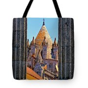 Evora's Cathedral Tower Tote Bag