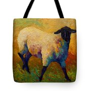 Ewe Portrait Iv Tote Bag