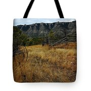 Ewing-snell Ranch 2 Tote Bag