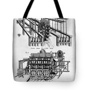 Examples Of Hydrostatics, C. 1812 Tote Bag