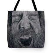 Exasperation Tote Bag