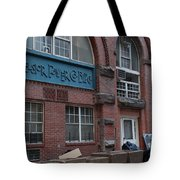 Excelsior Power Co Tote Bag