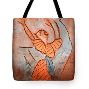 Exclaim - Tile Tote Bag