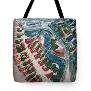 Exclamation - Tile Tote Bag