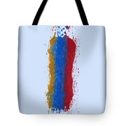 Exclamations 3 Tote Bag
