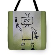 Excused Tote Bag