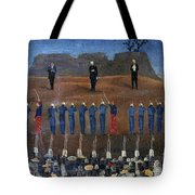 Execution Of Maximilian Tote Bag