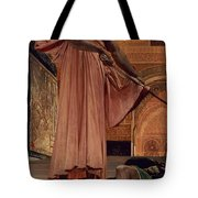 Execution Without Trial Under The Moorish Kings In Granada Tote Bag by Henri Alexandre Georges Regnault