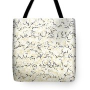 Executive Summary With Notes Tote Bag