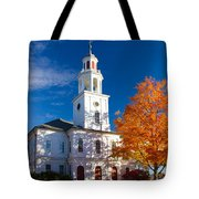 Exeter Congregational Church Tote Bag