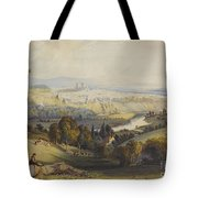 Exeter From Exwick, 1773 Tote Bag