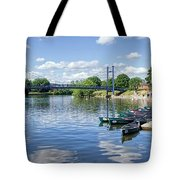 Exeter Quays 2 Tote Bag