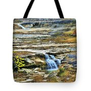 Exhale Tote Bag