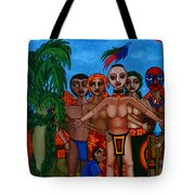 Exiled In Homeland Tote Bag
