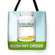 Exilera Male Enhancement Tote Bag