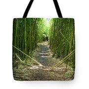 Exlporing Maui's Bamboo Tote Bag