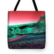 Exmoor In The Pink Tote Bag