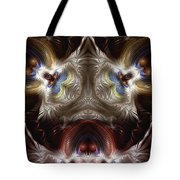 Exogenic Symmetry 1 Tote Bag