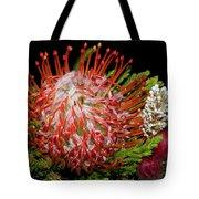 Exotic Bouquet Tote Bag