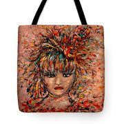 Exotic Dancer Tote Bag