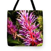 Exotic Flora Tote Bag