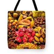 Exotic Fruit Tote Bag
